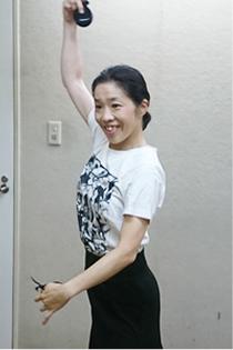 坂田典子 横浜スタジオ 火曜上級クラス 12年目