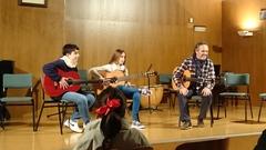 Conservatrio(公立音楽学校)のコンサート
