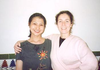 2002年 マリア・デル・マル・ベルランガと