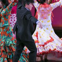 2015年6月フラメンコ発表会⑦-2【Sevillanas】のサムネイル