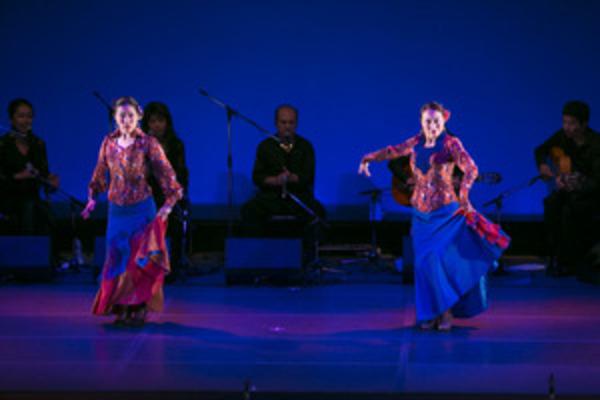 2015年6月フラメンコ発表会④【Tango de Málaga】