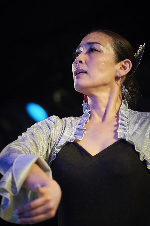 2016年7月 Bulería por Soleá(Canasta-Xeres Flamenco Vivo)