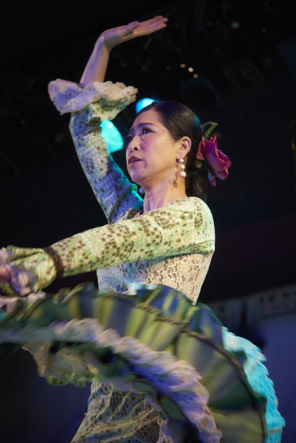 2016年7月 Tango de Málaga(Canasta-Xeres Flamenco Vivo)