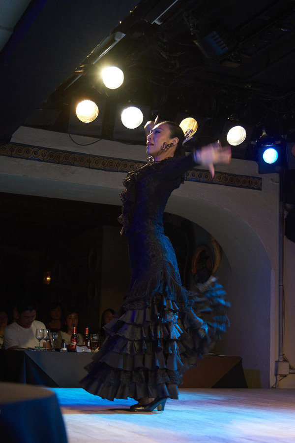 2016年7月 Soleá(Canasta-Xeres Flamenco Vivo)