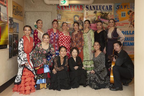 2016年7月 Finale (Canasta-Xeres Flamenco Vivo)