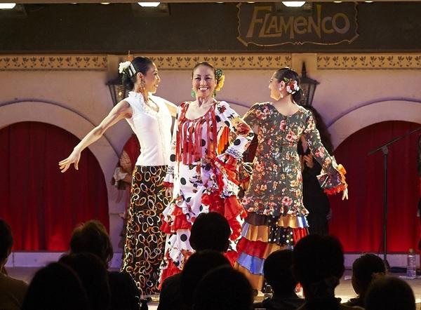 2016年7月 Sevillanas (Canasta-Xeres Flamenco Vivo)