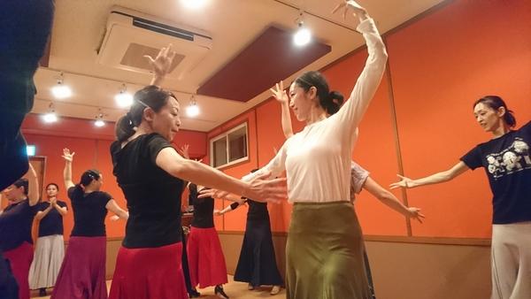 初めてのフラメンコクラス@横浜&東中野【平日昼間クラス】新規開講!