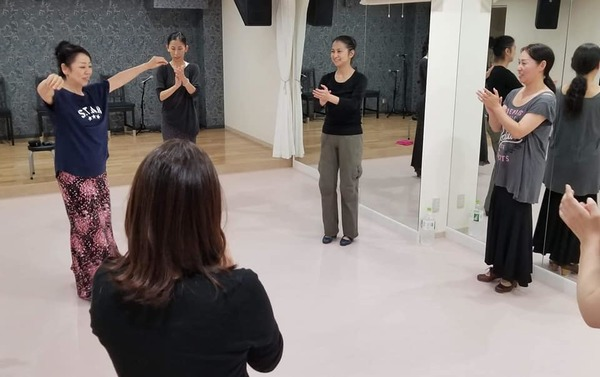 島村香フラメンコスタジオ・福岡クラス
