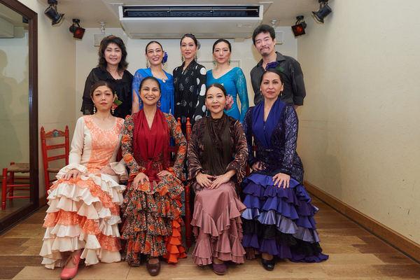 2018年 Casa de Esperanza ~Sevillanas~