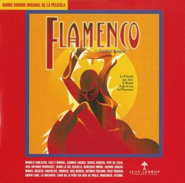 ブレリアのおじさん?【Flamenco-Carlos Saura】